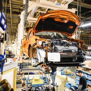 Nissan объявляет о старте производства нового X-Trail