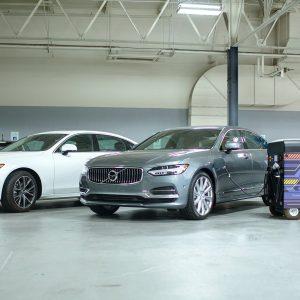 Volvo инвестирует в производство зарядок для электромобилей