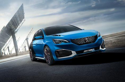 Peugeot разработает новую линейку спорткаров к 2020 году