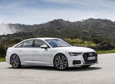 Audi объявляет старт приема заказов на новый A6