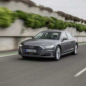 Audi вводит новую систему наименования автомобилей