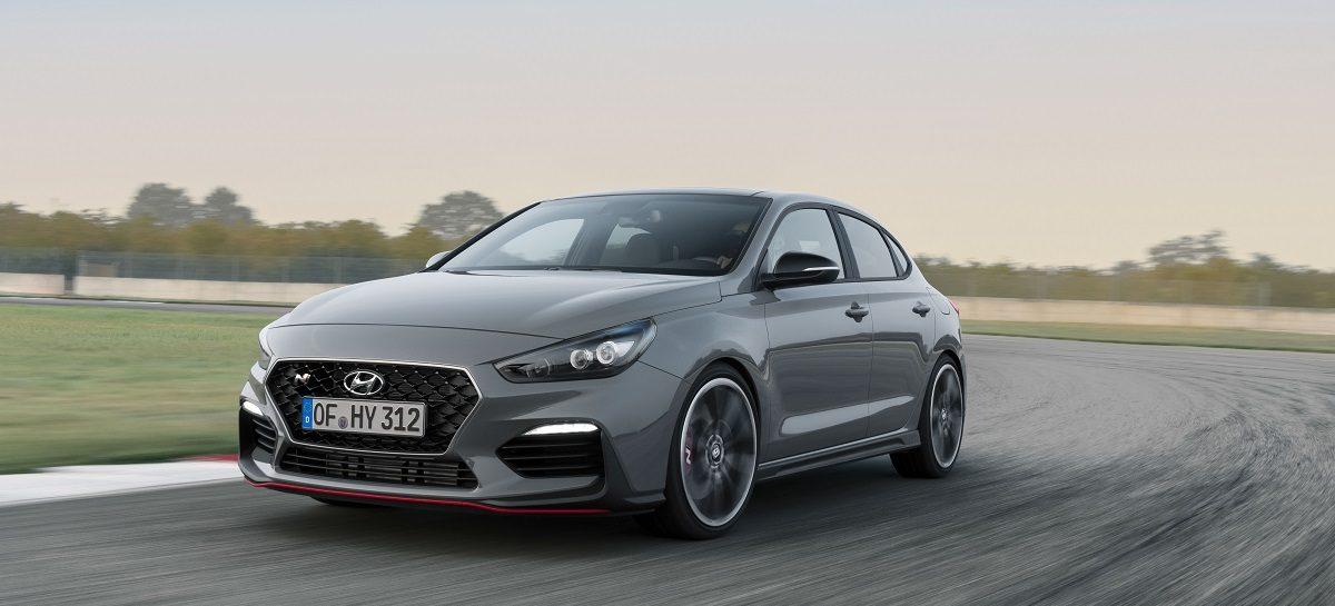 Новый Hyundai i30 Fastback N: дизайн спортивного купе и удовольствие от вождения в стиле N