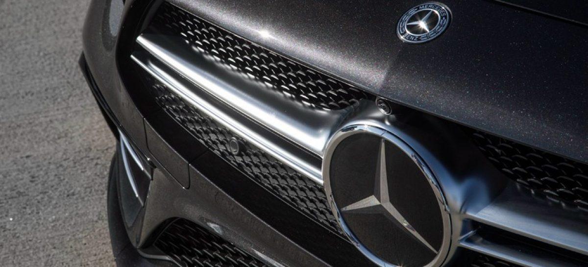 Премьеры Mercedes в 2019 году