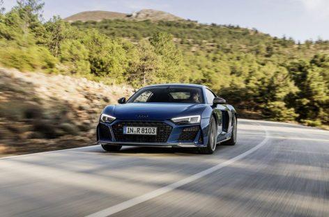 Audi R8 поступит в продажу вначале 2019 года