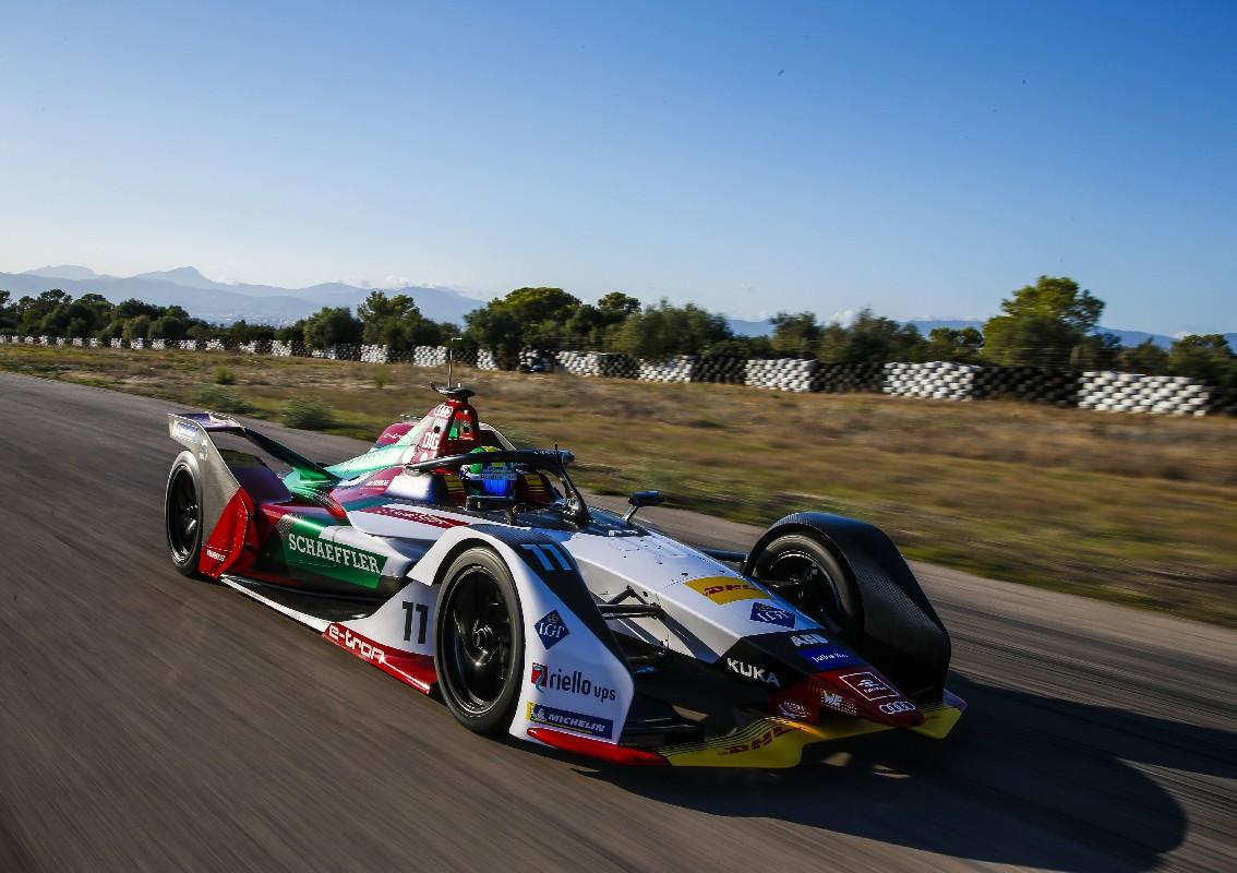 Formula E, Mallorca Test