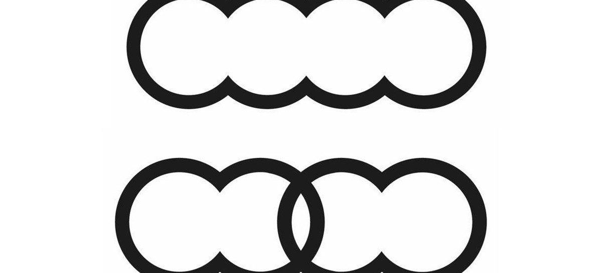 Audi зарегистрировала два новых логотипа