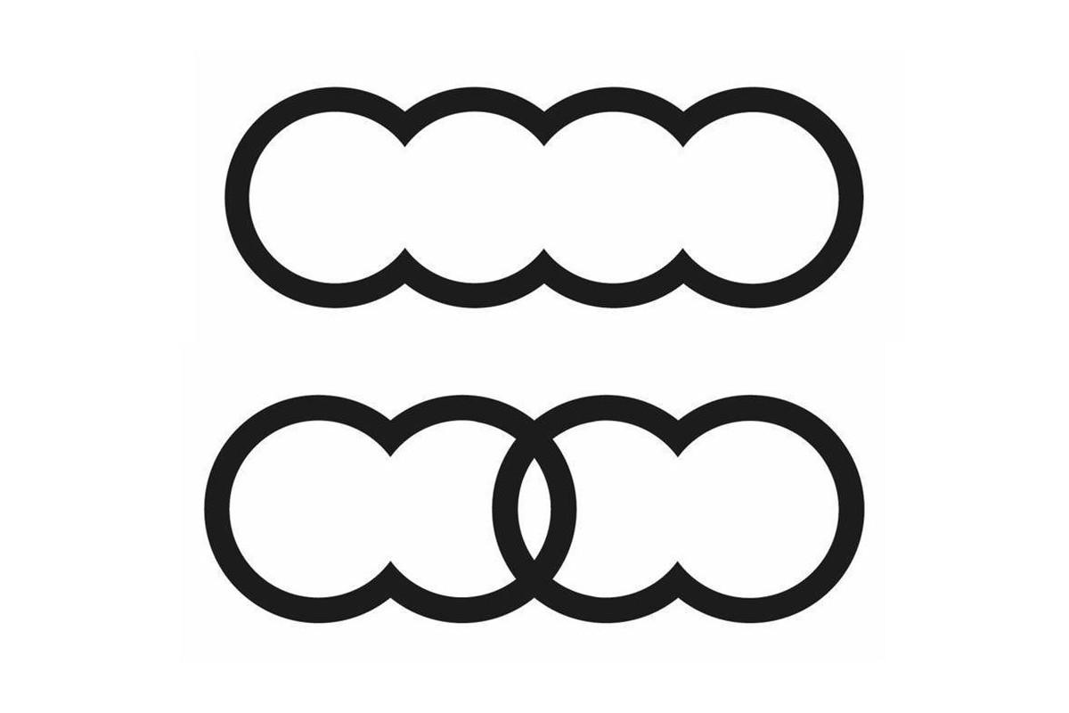 Audi new logo