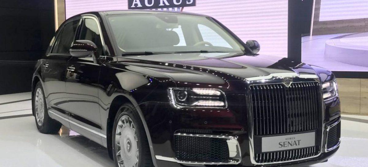 Производство Aurus передадут заводу Соллерс в Татарстане