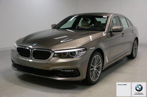В России отзывают BMW 5-й Серии и кроссоверы BMW X5