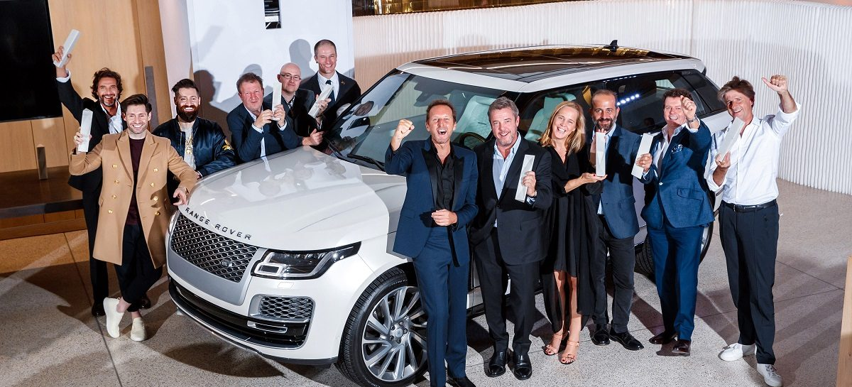Объявлены лауреаты премии Land Rover BORN Awards 2018
