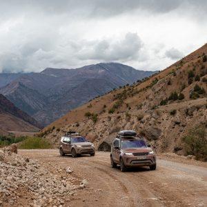Состоялась третья экспедиция в рамках проекта Land Rover «Время новых открытий»