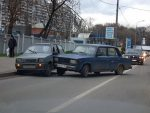 Названы самые популярные среди виновников ДТП автомобили