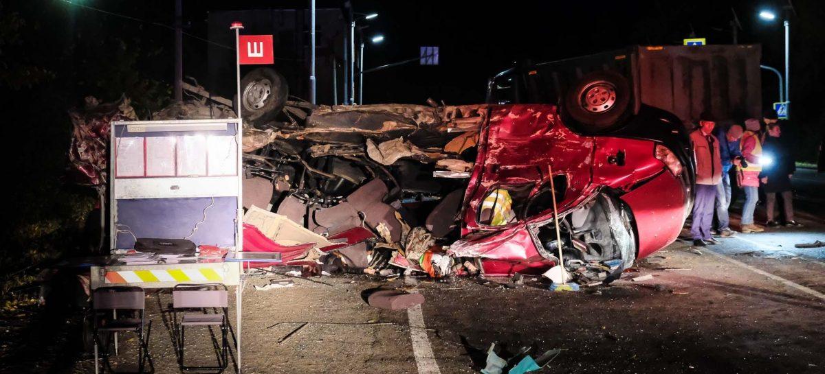 По делу о смертельном ДТП в Чувашии арестован водитель грузовика