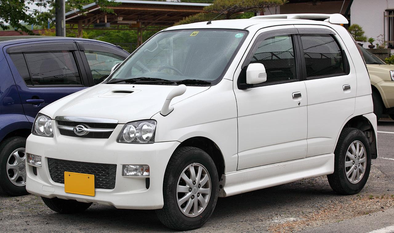 Daihatsu Terios Kid 2009