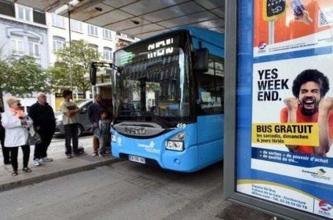 В Дюнкерке отказались от платы за проезд в общественном транспорте