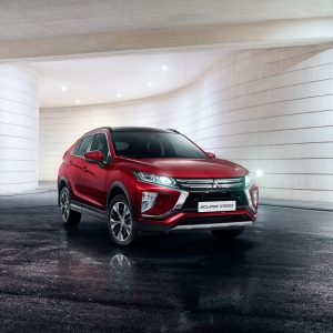 Mitsubishi Eclipse Cross победил в  Good Design Award 2018