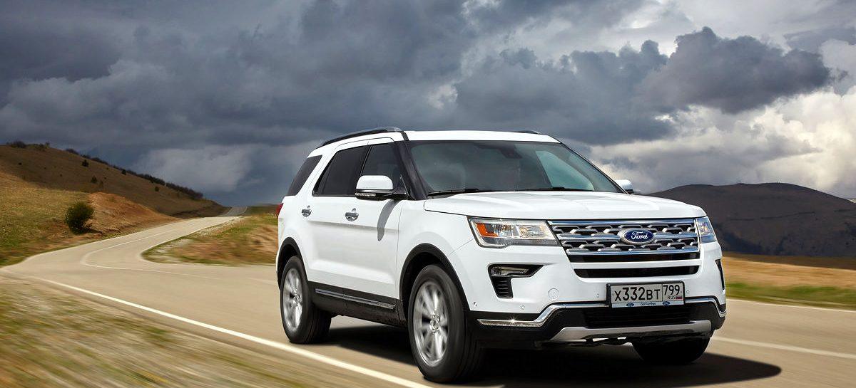 Согласно результатам собственного опроса Ford, 77% российских автомобилистов не представляют свою жизнь без автомобиля
