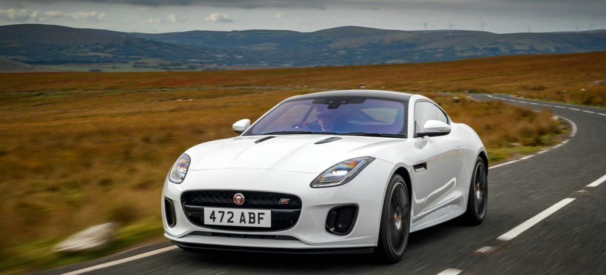 Jaguar представляет F-TYPE в версии Chequered Flag