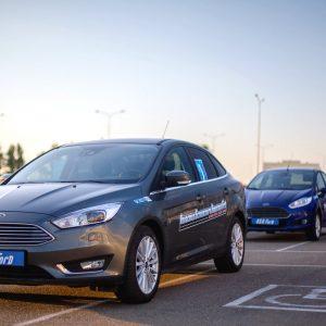 Академия безопасного вождения Ford доехала до Сибири