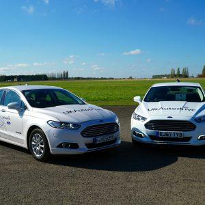 Новая технология Ford сделает ненужными светофоры