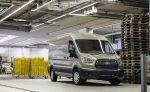 Ford Sollers представил новые версии Transit