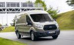 Продажи Ford Transit за 9 месяцев выросли на 40%; доля в сегменте «двухтонников» составляет 60%
