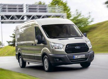 В России начнут производство обновленного Ford Transit