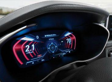 Genesis G70 с приборной панелью в 3D