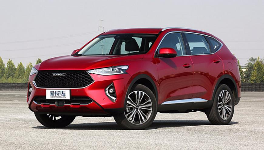 Great Wall Haval F7