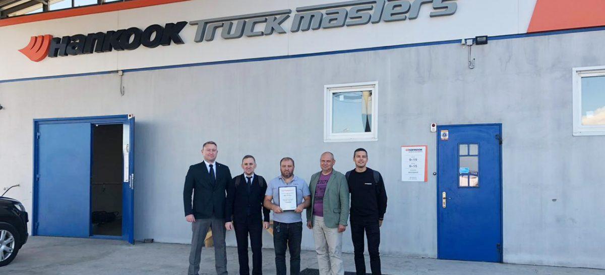 Грузовой шинный центр Hankook Truck Masters открылся в Волгограде
