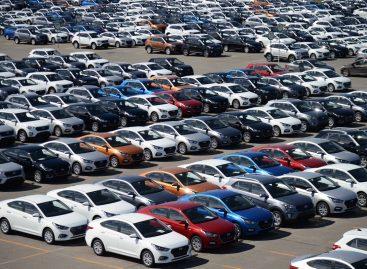 Российский завод Hyundai увеличил объем выпущенных и экспортированных автомобилей