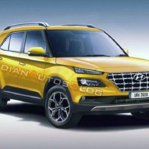 Опубликованы свежие фото бюджетного кроссовера Hyundai Styx за 600 тысяч рублей
