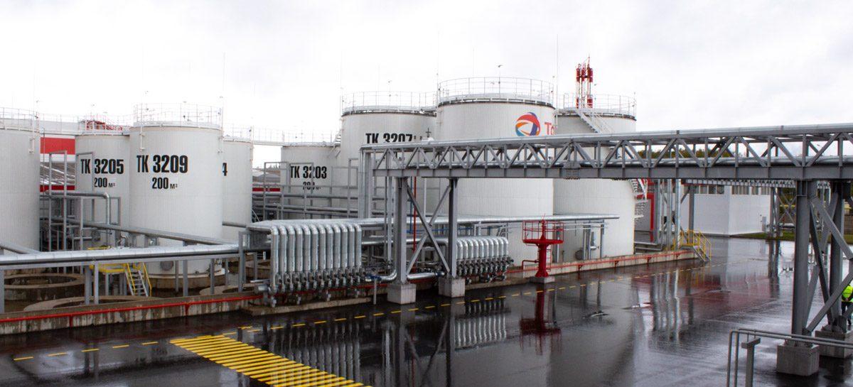 Total открыл новый завод в Калужской области