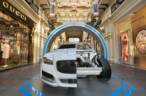 Открылся фестиваль инноваций и технологий Jaguar Land Rover Future Fest