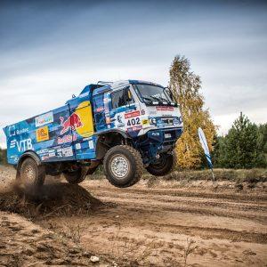 Объявлены составы экипажей на ралли «Дакар-2019»