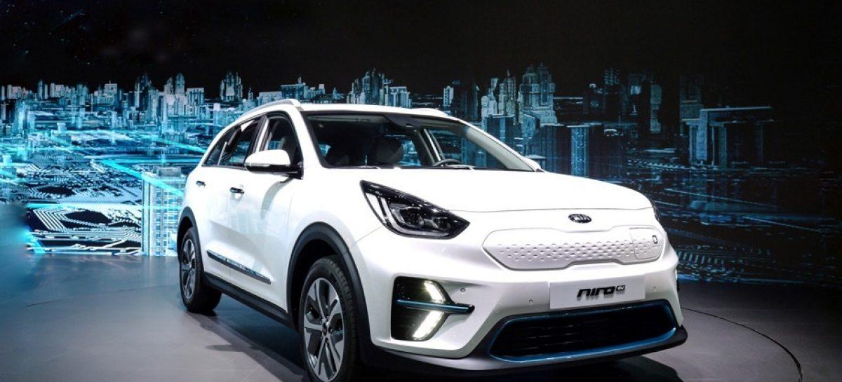 Бюджетный электромобиль Kia Niro EV удивил солидным пробегом