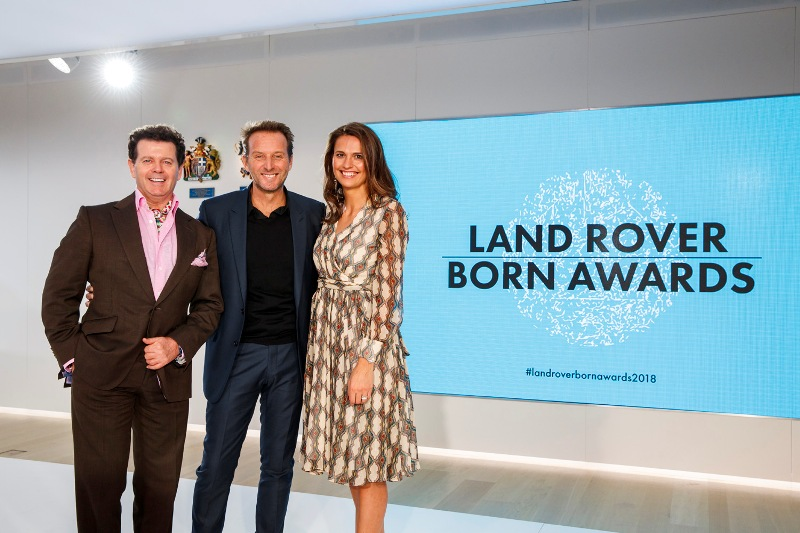 Land Rover BORN Awards 2018