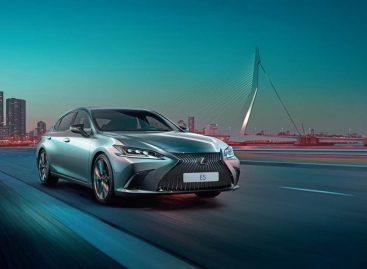 Результаты продаж Lexus по итогам 2018 года