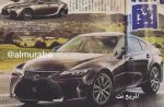 Появились сканы страниц японского журнала, на которых изображен Lexus IS следующего поколения