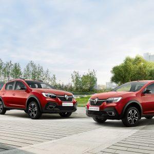 Компания Renault Россия начинает прием заказов на новую Stepway серию – автомобили Logan Stepway и Sandero Stepway