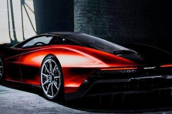 Speedtail станет самым быстрым автомобилем в истории McLaren