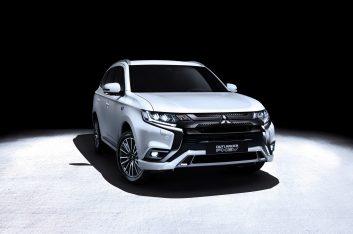 Заморожены цены на Mitsubishi Outlander 2019 года выпуска