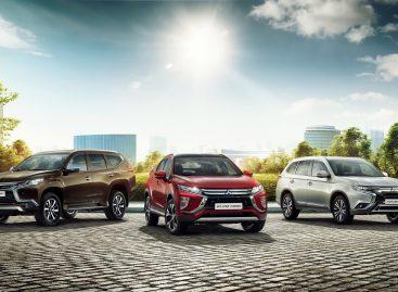 Продажи Mitsubishi Motors в России выросли на 38%