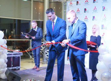 В Липецке открылся дилерский центр Mitsubishi