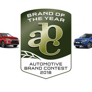 Mitsubishi в Германии стал Победителем Конкурса автомобильных брендов 2018