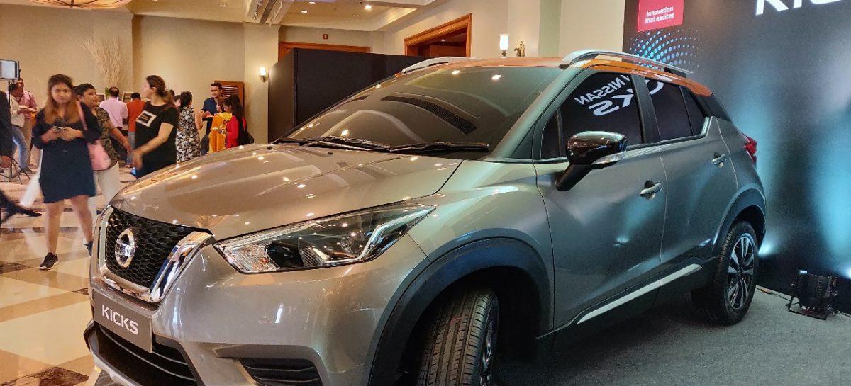 Новый кроссовер Nissan Kicks вытеснит с рынка Terrano