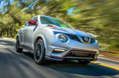 В России отзывают Nissan Juke