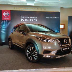 Nissan Kicks с начинкой от Duster