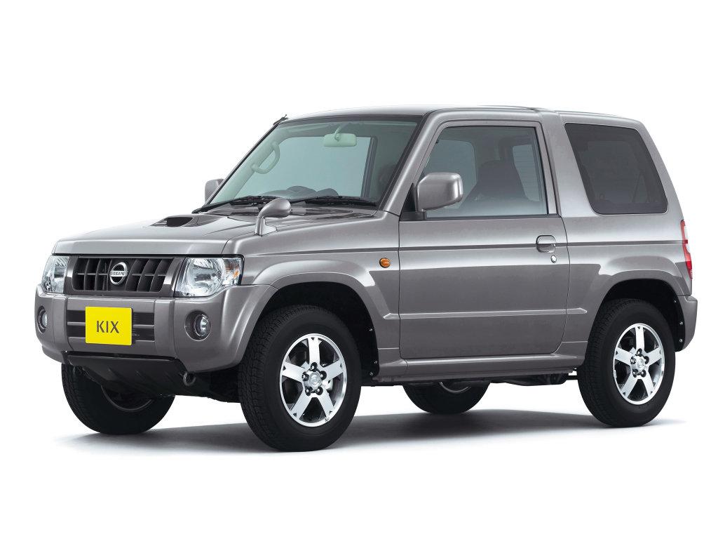 Nissan Kix 2008