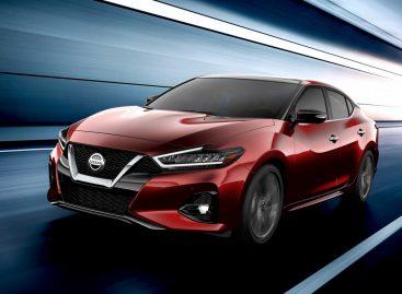 Nissan представила обновленный седан Maxima до официальной премьеры